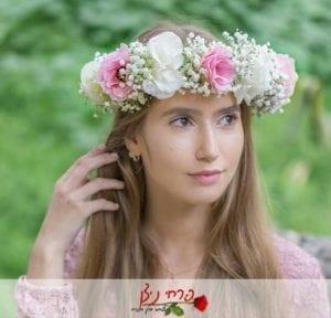 זר _רקפת_ כי הוא פשוט מושלם _באהבה, פרחי ניצן _050-3500517